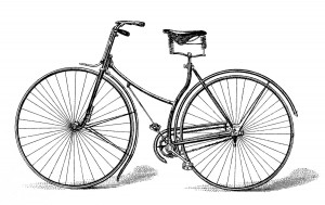practical poetry and bicycles